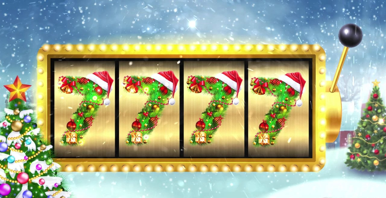Christmas slots online